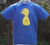 Kinder T-Shirt henny hatchy Royal Blue